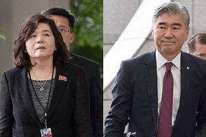 Mỹ, Triều Tiên tổ chức đàm phán tại Bàn Môn Điếm chuẩn bị cho chuyến thăm của ngoại trưởng Mike Pompeo