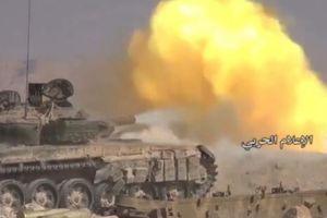 Quân đội Syria dội hỏa lực kinh người đè bẹp phiến quân miền Nam
