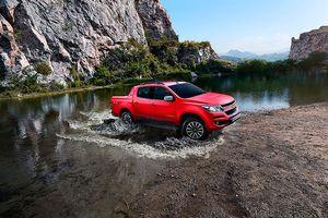 Chevrolet Colorado bỏ động cơ 2.8L, thay bằng động cơ mới 2.5L VGT