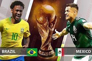 Soi kèo Brazil - Mexico: Đội bóng của Neymar 'xử đẹp' đối thủ với tỉ số nhẹ nhàng?