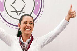 Nữ thị trưởng đầu tiên của thủ đô Mexico City