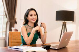 CEO Xing Fashion Hà Hồng Hạnh: Có tri thức và đam mê, chắc chắn sẽ thành công!