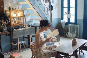 Một thoáng chất xưa cùng quán cà phê 'Kế hoạch nhỏ'