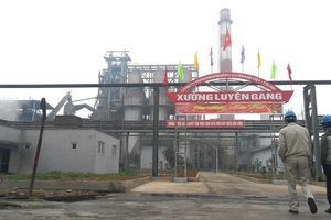 Cán bộ Trung Quốc bị kiểm điểm vì liên quan đến dự án thép nghìn tỷ của Việt Nam