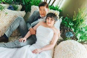 Á hậu Trung Quốc cưới chồng kém 11 tuổi