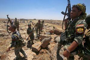 Phe nổi dậy tại Đông Deraa (Syria) đồng ý giao nộp vũ khí