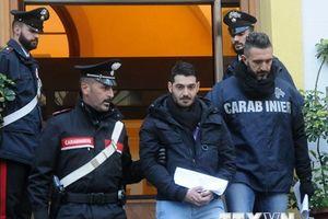 Italy bắt hàng chục đối tượng thuộc các băng nhóm tội phạm có tổ chức