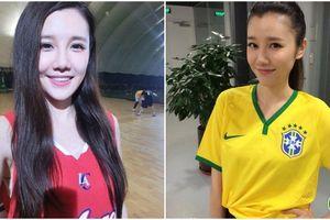 Nữ MC xinh đẹp khiến các tuyển World Cup khiếp sợ vì tài 'dự đoán ngược'