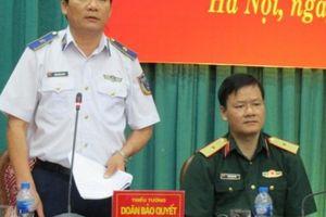 Tướng quân đội nói về 'tàu hải cảnh Trung Quốc trang bị pháo lớn'