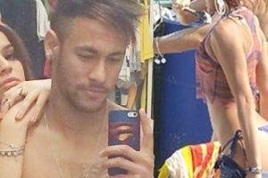 Người tình sexy tung 'thần dược' giúp Neymar xuất thần trước trận tứ kết
