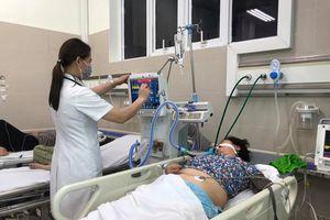 Nắng nóng, một phụ nữ ở Hà Nội nhập viện vì đứt mạch máu não