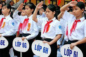 Công bố điểm chuẩn bổ sung vào lớp 6 chương trình song bằng năm 2018 ở Hà Nội