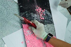TP.HCM: Dùng địa chỉ 'ma' để vận chuyển ma túy