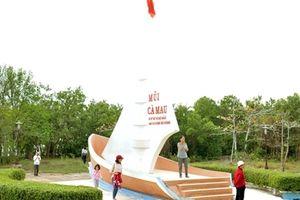 Phát triển khu du lịch Mũi Cà Mau thành khu du lịch quốc gia vào năm 2030