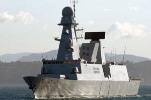 Khám phá khu trục hạm phòng không thiết kế kỳ dị nhưng cực mạnh của châu Ấu
