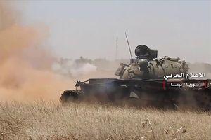 'Hổ Syria' nghiền nát quân thánh chiến, chiếm thị trấn chiến lược ở đông Daraa
