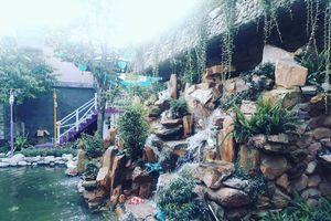 'Đột kích' quán cafe sân vườn đẹp chất ngất lại rộng đến 1500m2 ở Bình Dương: Tín đồ sống ảo tha hồ chụp nhé