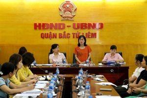 Hoạt động của Chi hội phụ nữ thực hiện thay đổi hành vi trong an toàn thực phẩm