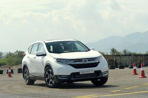 Giá ô tô Honda tháng 7: CR-V tăng giá
