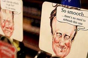 Chuyện rượu bia trong chính giới Anh