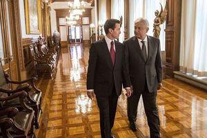 Tổng thống sắp mãn nhiệm Mexico cam kết chuyển quyền lực suôn sẻ