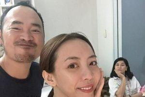 Thu Trang gây sốc với cằm nhọn bất thường sau 3 tháng 'dao kéo'
