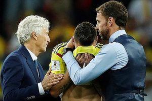 Hai cầu thủ 'tội đồ' của Colombia được khuyên đừng trở về nhà