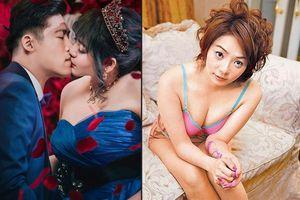 Sao Hoa ngữ từng đi tù vì mại dâm cưới chồng trẻ kém 11 tuổi