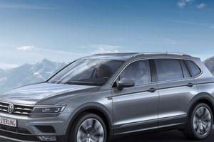 Bảng giá xe Volkswagen tháng 7/2018