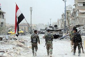 Quân Assad thắng liên tiếp, Nga-Syria thúc đẩy hòa giải ở vùng đông bắc Daraa