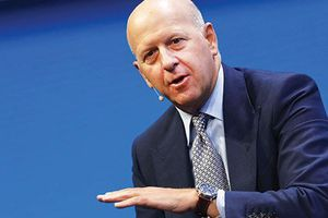 DJ D-Sol, tân giám đốc ngân hàng Goldman Sachs