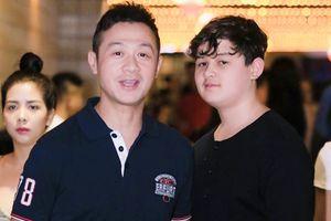 MC Anh Tuấn dẫn con trai út gặp gỡ `Người kiến và chiến binh Ong`
