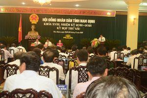 Kỳ họp HĐND 'không giấy tờ' đầu tiên của Nam Định