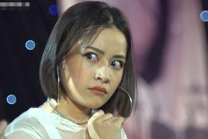 Chi Pu diễn lại 2 cảnh nổi tiếng nhất của 'Nguyệt thảo mai'