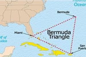 Khám phá 'tam giác quỷ' Bermuda