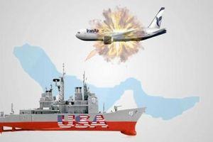 Mỹ đền tiền vụ bắn rơi máy bay dân sự Iran
