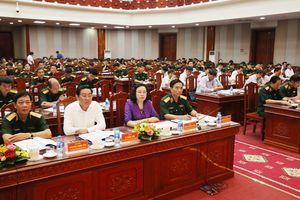 Bộ Tư lệnh Thủ đô Hà Nội sơ kết thực hiện nhiệm vụ 6 tháng đầu năm 2018