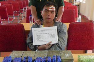 Tháng cao điểm đấu tranh phòng, chống ma túy: BĐBP thu giữ trên 100 kg ma túy các loại