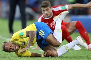 World Cup 2018 ngày 5/7: Neymar cứ 15 phút bị phạm lỗi 1 lần