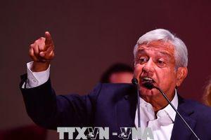 Tổng thống đắc cử Mexico thông báo hỗ trợ 7,6 triệu USD cho thanh niên, người già