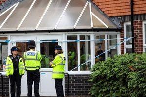 Lại có người bị tấn công bằng chất độc quân sự tại Anh