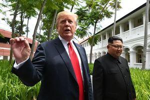Mỹ từ bỏ kiểu đàm phán hạt nhân 'ăn cả ngã về không' với Triều Tiên