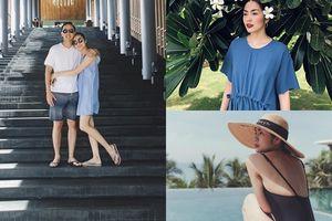 Rời xa showbiz, Tăng Thanh Hà vẫn khiến nhiều người ghen tị với những chuyến du lịch sang chảnh hơn người