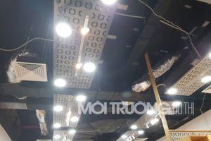 TP. HCM: Vạn Hạnh Mall đang thi công ngổn ngang vẫn đưa vào sử dụng?