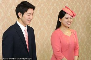 Chân dung người đàn ông khiến công chúa Nhật Bản chấp nhận từ bỏ tước vị