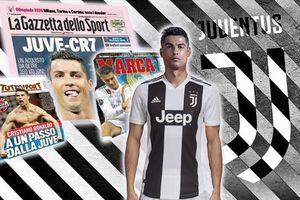'Ronaldo đạt thỏa thuận và hoàn tất kiểm tra y tế với Juventus'