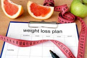 Công thức hoàn hảo giúp bạn luôn thành công với kế hoạch giảm cân