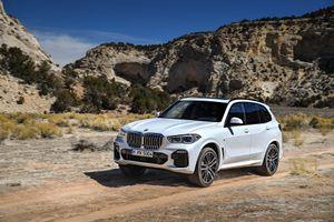 BMW X5 2019 có giá bán từ 1,4 tỷ đồng