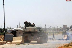 Đông Daraa thất thủ trước đòn bỏng rát của SAA