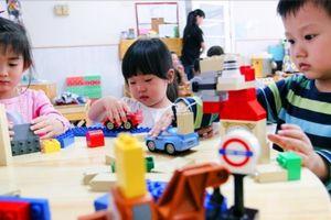 Trung Quốc nỗ lực tạo khác biệt trong trường mẫu giáo